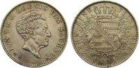 Taler 1831  S Sachsen-Albertinische Linie Anton 1827-1836. kl. Randfehl... 80,00 EUR  +  4,50 EUR shipping