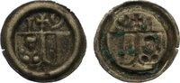 Hohlpfennig 1519 Halberstadt, Domkapitel  ...