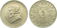 2 Schilling 1932 Österreich von - Erste Republik 1918-1938. vorzüglich  25,00 EUR  +  4,50 EUR shipping