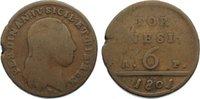 Cu 6 Tornesi 1801  P Italien-Neapel und Sizilien Ferdinand IV. (2. Regi... 20,00 EUR  +  4,50 EUR shipping