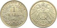 1 Mark 1911  G Kleinmünzen  kl. Kratzer, vorzüglich  20,00 EUR  +  4,50 EUR shipping
