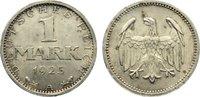 1 Mark 1925  A Weimarer Republik Kursmünzen 1918-1933. kl. Flecke, fast... 30,00 EUR  +  4,50 EUR shipping