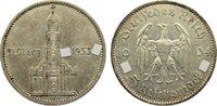 5 Reichsmark 1934  G Drittes Reich Kursmünzen 1933-1945. kl. Randfehler... 25,00 EUR  +  4,50 EUR shipping