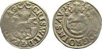 1/24 Taler 1614 Magdeburg, Erzbistum Christian Wilhelm von Brandenburg ... 35,00 EUR  +  4,50 EUR shipping