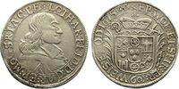 Sortengulden zu 60 Kreuzer 1675 Mainz, Erzbistum Lothar Friedrich von M... 185,00 EUR  +  4,50 EUR shipping