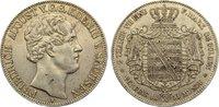 Doppeltaler 1851  F Sachsen-Albertinische Linie Friedrich August II. 18... 195,00 EUR  +  4,50 EUR shipping