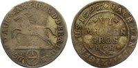 6 Mariengroschen 1696 Braunschweig-Wolfenbüttel Rudolf August und Anton... 40,00 EUR  +  4,50 EUR shipping