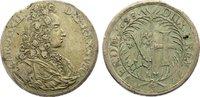 2/3 Taler 1698 Bremen und Verden Karl XII. 1697-1718. kl. Zainende, min... 475,00 EUR free shipping