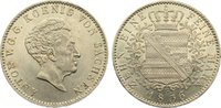 Taler 1836  G Sachsen-Albertinische Linie Anton 1827-1836. winz. Randfe... 375,00 EUR free shipping