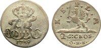 2 Gute Groschen 1759 Pommern-unter schwedischer Besetzung Adolph Friedr... 135,00 EUR  +  4,50 EUR shipping