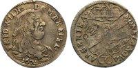 1/6 Taler 1674  IL Brandenburg-Preußen Friedrich Wilhelm 1640-1688. seh... 295,00 EUR  +  4,50 EUR shipping