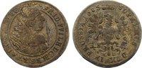 18 Gröscher 1 1685  HS Brandenburg-Preußen Friedrich Wilhelm 1640-1688.... 45,00 EUR  +  4,50 EUR shipping