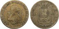 1/3 Taler 1787  A Brandenburg-Preußen Friedrich Wilhelm II. 1786-1797. ... 50,00 EUR  +  4,50 EUR shipping