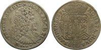 2/3 Taler 1691  BH Brandenburg-Preußen Friedrich III. 1688-1701. sehr s... 185,00 EUR  +  4,50 EUR shipping