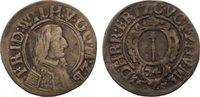 1/24 Taler 1653 Brandenburg-Preußen Friedrich Wilhelm 1640-1688. sehr s... 30,00 EUR  +  4,50 EUR shipping