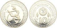 Probe in Silber zu 10 Lewa 1984 Bulgarien Volksrepublik 1946-1989. selt... 1275,00 EUR free shipping