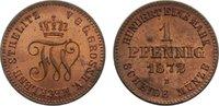Cu Pfennig 1872  B Mecklenburg-Strelitz Friedrich Wilhelm 1860-1904. le... 65,00 EUR  +  4,50 EUR shipping