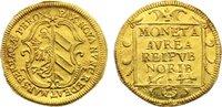 Dukat 1644 Nürnberg, Stadt  Gold, vorzügli...