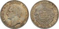 Taler 1858  F Sachsen-Albertinische Linie Johann 1854-1873. kl. Kratzer... 75,00 EUR  plus 4,50 EUR verzending