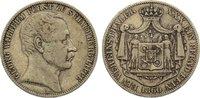 Taler 1860  B Schaumburg-Lippe Georg Wilhelm 1807-1860. sehr schön  125,00 EUR  plus 4,50 EUR verzending