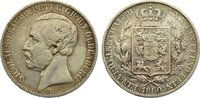 Taler 1860  B Oldenburg Nicolaus Friedrich Peter 1853-1900. kl. Randfeh... 100,00 EUR  +  4,50 EUR shipping
