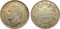 Gulden 1842 Hessen-Darmstadt Ludwig II. 1830-1848. sehr schön - vorzügl... 75,00 EUR  +  4,50 EUR shipping