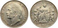 Gulden 1841 Württemberg Wilhelm I. 1816-1864. kl. Kratzer, sehr schön +  50,00 EUR  +  4,50 EUR shipping