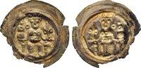 Brakteat 1212-1250 Saalfeld, königliche Mü...