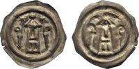 Brakteat 1249-1262 Schweiz-Basel, Bistum B...