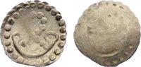 Einseitiger Pfennig 1457 Württemberg Graf ...