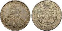 Taler 1763  S Sachsen-Albertinische Linie ...
