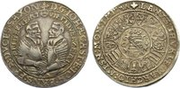 1/2 Taler 1609  WA Sachsen-Coburg-Eisenach...