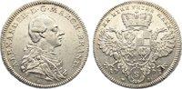 1/2 Taler 1775  G Brandenburg-Ansbach Chri...