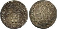 Testone 1559-1565 Italien-Kirchenstaat Piu...