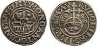 1/24 Taler 1598 Minden, Bistum Anton von S...