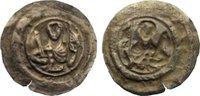 Brakteat 1156-1190 Meißen, markgräflich we...