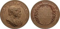 Bronzemedaille 1818 Stolberg-Wernigerode C...