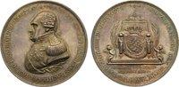Silbermedaille 1818 Sachsen-Albertinische ...