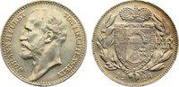1 Frank 1924 Liechtenstein Johann II. 1858...