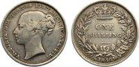 Shilling 1839 Großbritannien Victoria 1837...