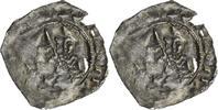 Dünnpfennig 1130-1140 Altdeutschland Regen...