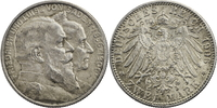 2 Mark 1906 Deutschland - Kaiserreich zur ...