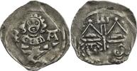 Pfennig 1290-1312 Bayern Regensburg Otto I...