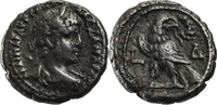 Bi-Tetradrachme 224/25 n.Ch Ägypten Alexan...