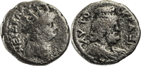 Bi-Tetradrachme 63/64 n.Chr Ägypten Alexan...