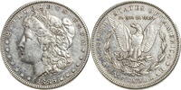 Dollar (Morgan Dollar) 1886 USA Morgan Sil...