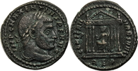 Follis 306-312 n.C Römisches Weltreich Max...