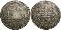 Breiter Taler 1661 Bistum Münster Bist. Mü...