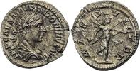 AR-Denar 221 n.Chr Römisches Weltreich Ela...