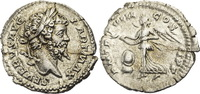 AR-Denar 200 n.Chr. Römisches Weltreich Se...